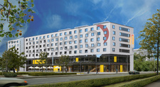Warimpex and UBM celebrate topping out of the angelo hotel in Katowice