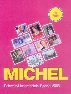 MICHEL-Schweiz/Liechtenstein-Spezial-Katalog 2008