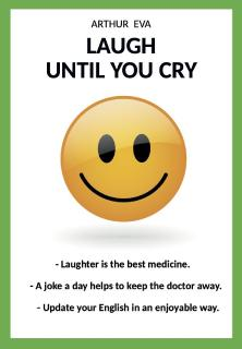 Neue Buchvorstellung des Romeon Verlages: LAUGH UNTIL YOU CRY - Update your English in an enjoyable way