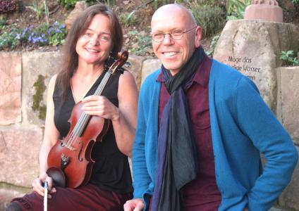 Duo Sphinx  Birgit Reimer  Edmund Elsaesser Kultur im CB