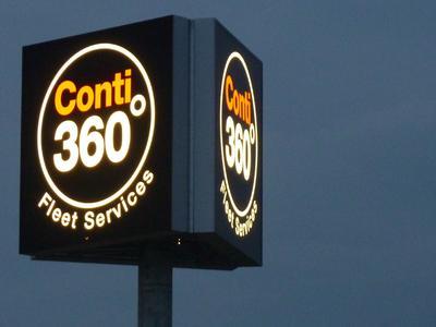Conti360°FleetServices Pylon