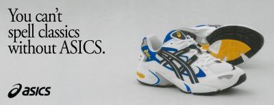 ASICS mit Hommage an die Running-Ikone Gel-Kayano™ 5