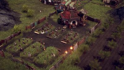Endzone Screenshot