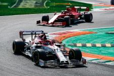 2020 FIA Formula One Italian Grand Prix - Race - Sunday