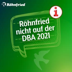 DBA 2021 ohne Röhnfried