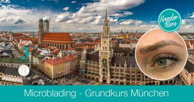 Microblading Schulung in München