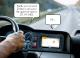 With VoicR drivers receive location-based information… Photo: © Continental