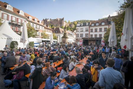 Numerous events make Heidelberg the prime address for cultural experiences, © Heidelberg Marketing GmbH, Photographer: Tobias Schwerdt