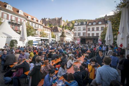 Zahlreiche Events machen Heidelberg zur ersten Adresse für kulturelle Erlebnisse, © Heidelberg Marketing GmbH, Fotograf: Tobias Schwerdt