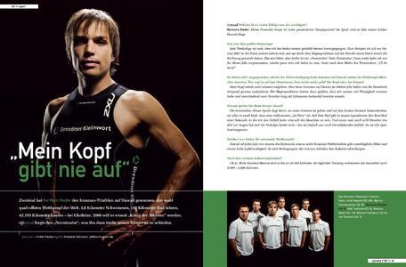 Menschen, Motoren, Metamorphosen: uptrend Ausgabe 02 / 2008