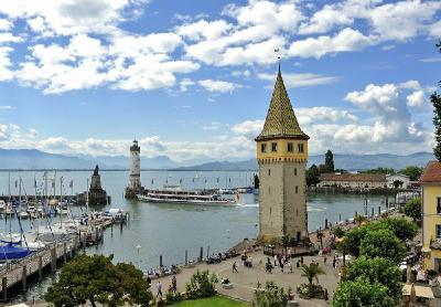 GITZ Freizeit erleben Lindauer Seehafen