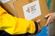 Paketspende - Deutsche Kleiderstiftung