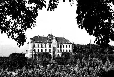 Mädchenschule Ahlem 1938 / Foto Herbert Sonnenfeld Credit Jüdisches Museum, Berlin