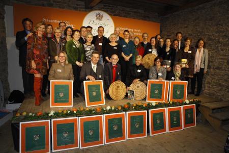 Die Sieger des Deutschen und Europäischen Gartenbuchpreises 2018 stehen fest!