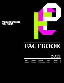 "Faszination Corporate Publishing: ""FCP Factbook 2012"" erschienen"