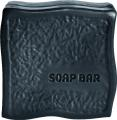 Black Soap mit Aktivkohle aus Bambus