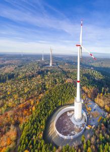 Naturstromspeicher Gaildorf  / Max Bogl, Wind AG