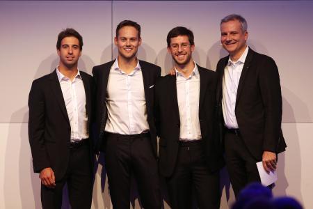 BMW Motorsport Season Review 2017, Line-up 2018 FIA Formula