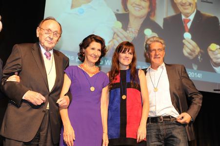 Preisträger des Best Human Brands Awards 2013