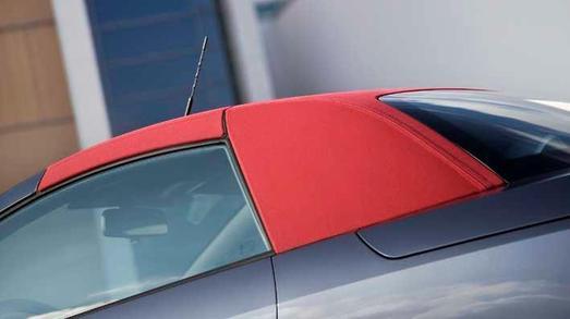 "Opel Tigra TwinTop "" Illusion"" im Soft-Top-Look"