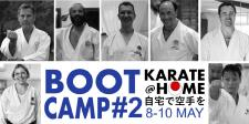 How two passionate karateka created the World's Largest Online Dojo, an online training platform during the covid19 crisis
