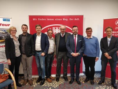AvD-Podium zur Verkehrspolitik in Hamburg