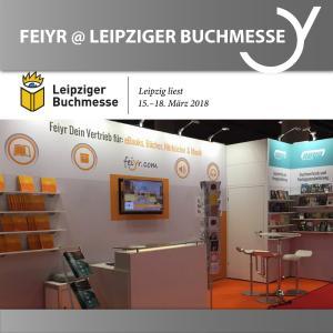 Feiyr @ Leipziger Buchmesse