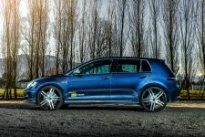 DER GOLF VII R ALS MUSKE(L)TIER powered by O.CT TUNING