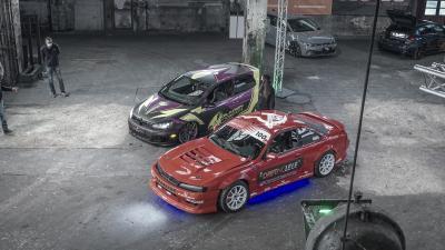 Neuheit Motorsport-Rad Barracuda Summa