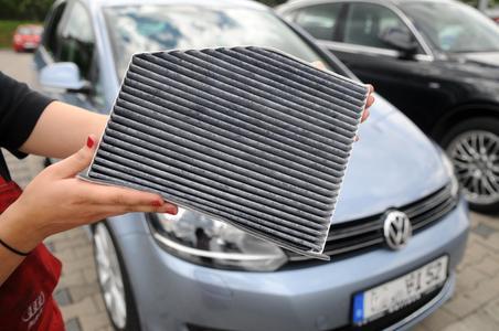 Filter häufiger wechseln! Saubere Luft im Auto ist sicherheitsrelevant