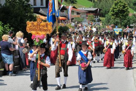 Talfest Wildschönau Auffach 2014