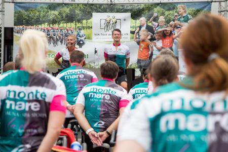 monte mare Spendenmarathon 2018