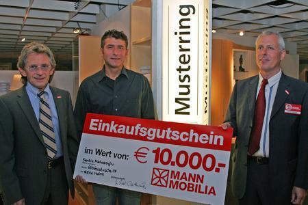 Einkaufen nach Herzenslust bei Mann Mobilia in Wiesbaden