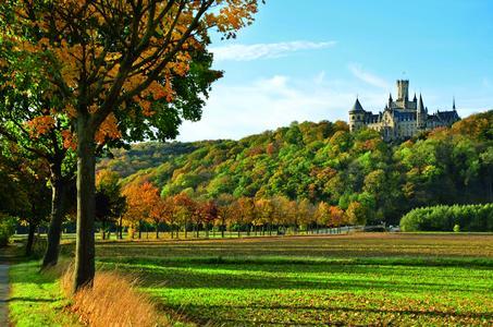 Einen Besuch wert: Schloss Marienburg in der Urlaubsregion Hannover. Copyright: Aurélie Bur