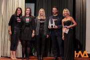 Verleihung des Health:Angel 2019 an die Blood Sugar Lounge