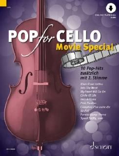 Pop for Cello Movie Special