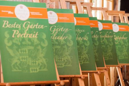 Kategorien des Deutschen Gartenbuchpreises