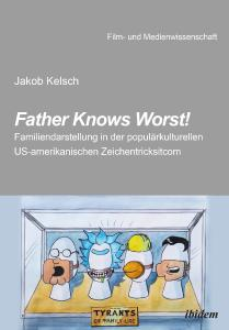 """Cover """"Father Knows Worst!"""""""