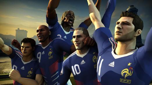 Pure Football Teamshot France