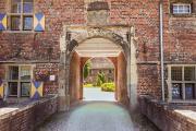 Mauer Schloss Heessen
