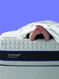 Die Matratzen-Kollektion 2015 überzeugt auch durch ihre neuen Bezüge