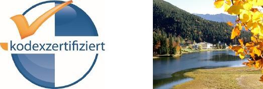 Das Arabella Alpenhotel am Spitzingsee wurde im September 2016 speziell für die Pharmaindustrie kodex-zertifiziert nach den Richtlinien der FSA und AK