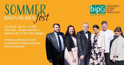 bipG VO Sommerfest Bingen am Rhein