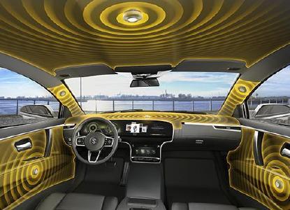 Exzellenter 3D Sound: Sogar Experten geben dem lautsprecherlosen Audiosystem von Continental Bestnoten