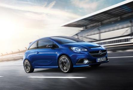 Neuer Opel Corsa OPC: Der Leistungssportler mit 1.6 Turbomotor und 152 kW/207 PS wird in Oschersleben zu sehen sein