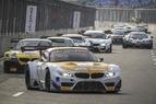 Saisonfinale der Blancpain Sprint Series in Baku