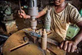 Lieferkettengesetz sollte Kinderrechte wirksam schützen