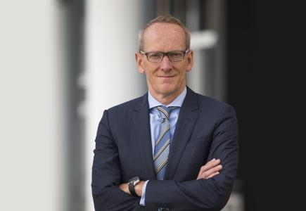 Dr. Karl-Thomas Neumann  / Foto Adam Opel