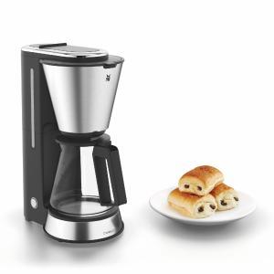 """WMF KÜCHENminis® Aroma Kaffeemaschine Glas / """"Heißer Filterkaffee ab der ersten Tasse"""""""