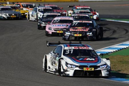 Tom Blomqvist, BMW Driving Experience M4 DTM, Hockenheim